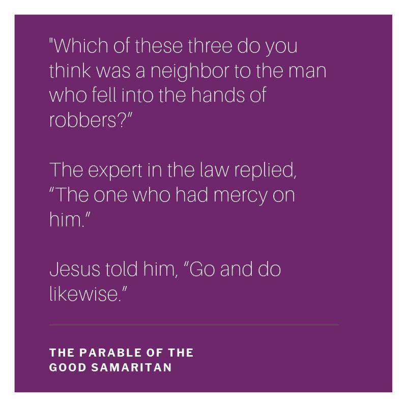 Scripture Reflection: Who Is My Neighbor? | Catholic Volunteer Network